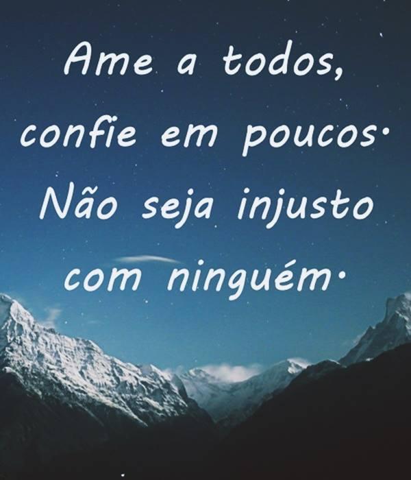 #ame #todos #confie Ame todos