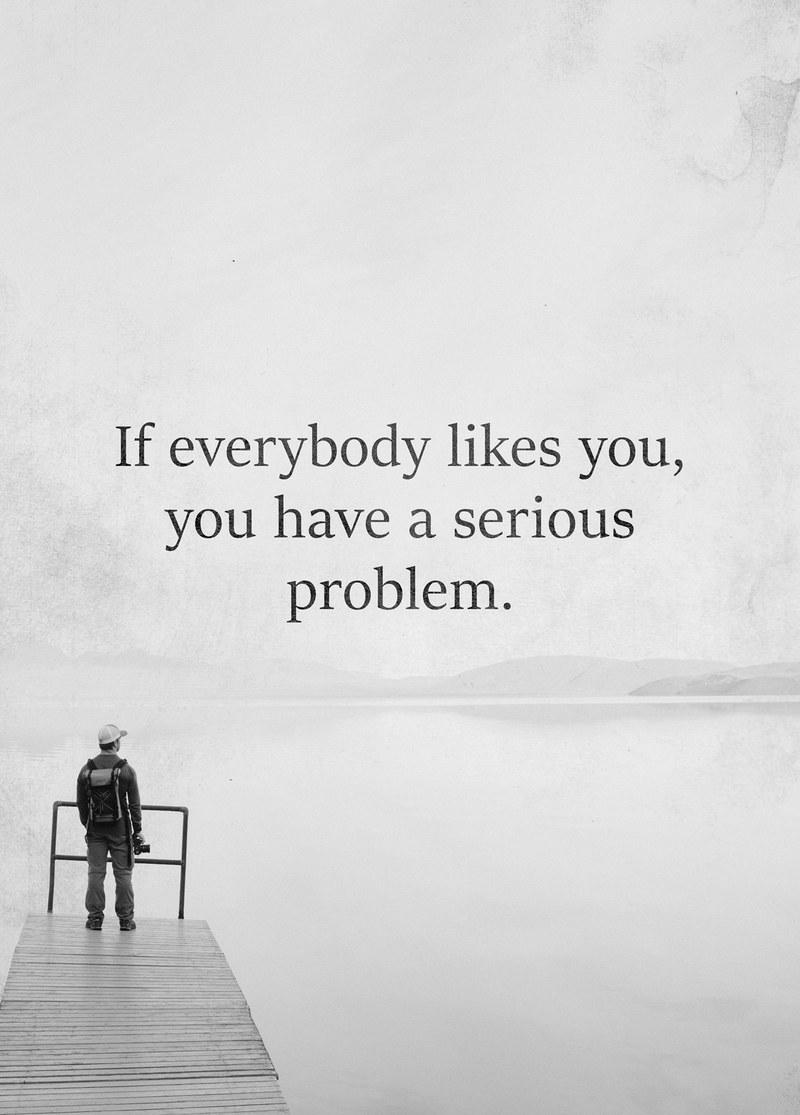 #problem #serious #everybody Problem