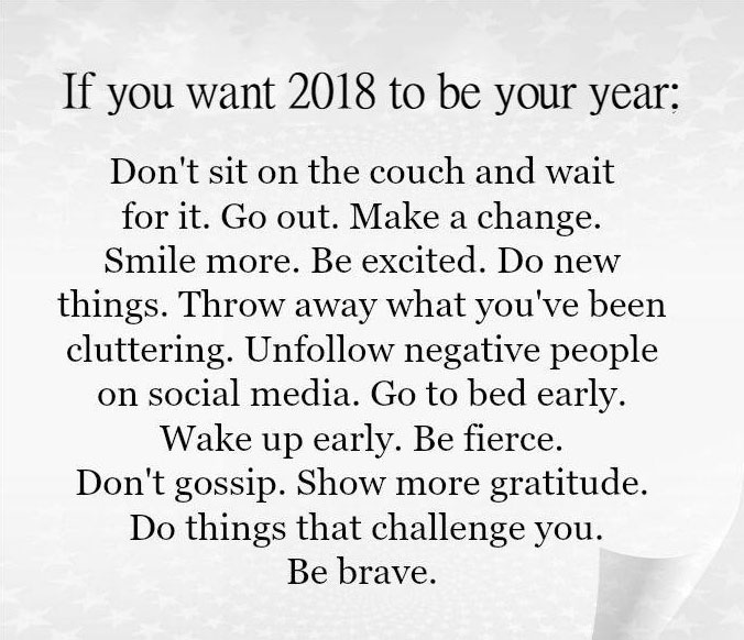 #2018 #year #new 2018
