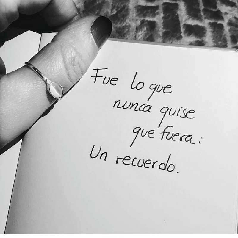 #fue #que #recuerdo Un recuerdo