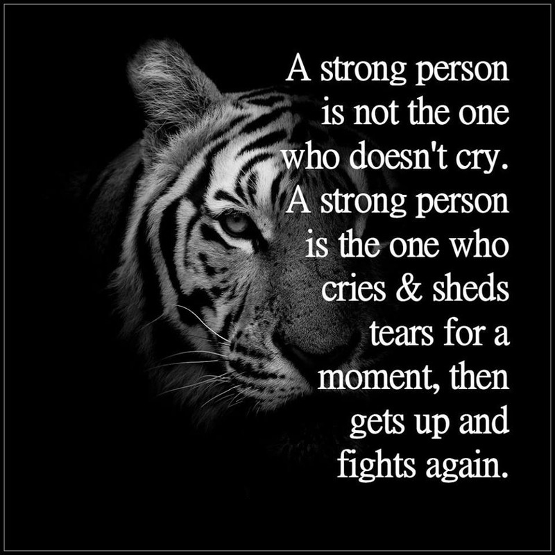 #strong #person #fights Strong person