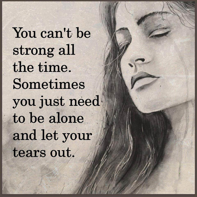 #Sometimes #need #to-be #alone #period #tracker #lilly Sometimes you need to be alone