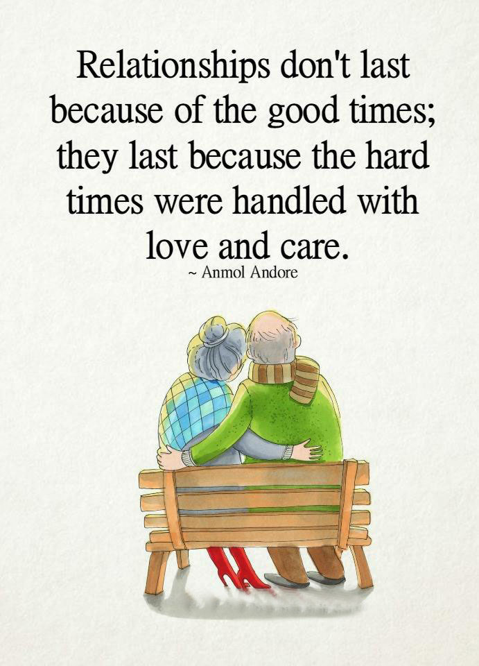 #relationships #hard #times #they #last Relationships and Hard Times