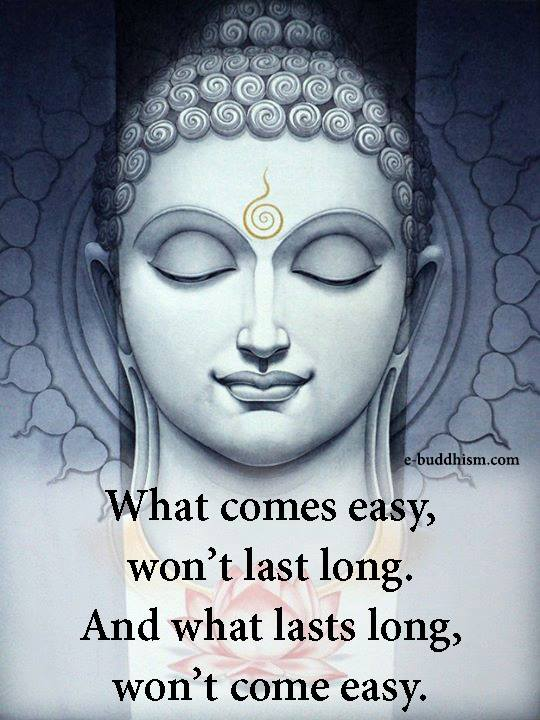 #what #comes #easy #dont #last What comes easy...