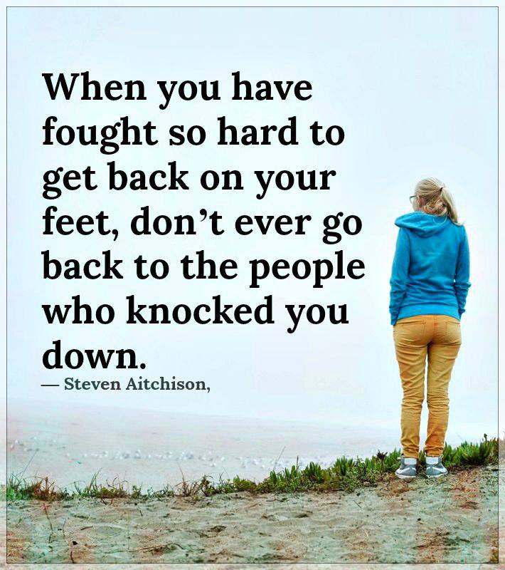 #get #back #feet #dont #go-back Don't go back