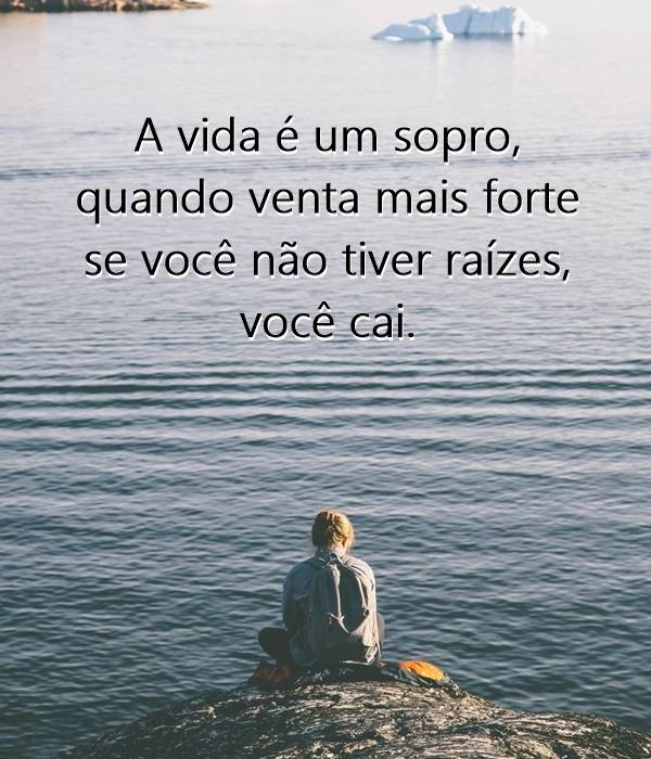 #vida #sopro #cai A vida é um sopro