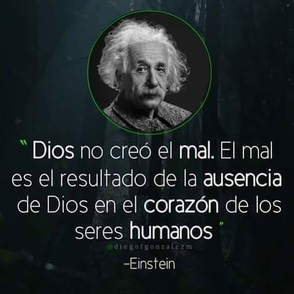 #Dios #creó #mal Dios no creó el mal.