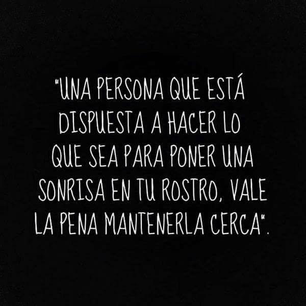 #persona #está #dispuesta Una persona que está dispuesta...