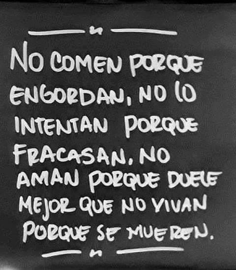 #comen #porque #engordan No comen porque engordan....