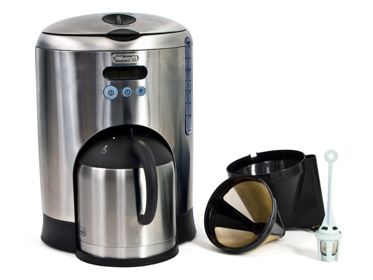 Coffee Maker Cafe : DeLonghi 10-Cup Thermal Cafe & Coffee Maker - Woot