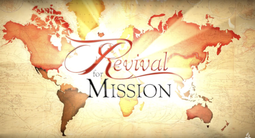 Revival for Mission with Ted Wilson