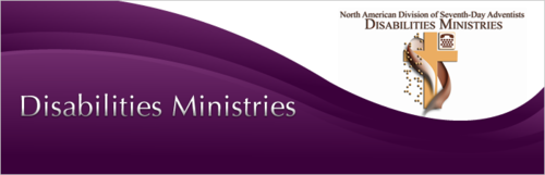 Disabilities Ministries