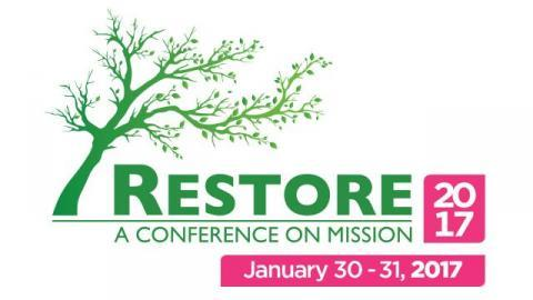 Restore Conference 2017