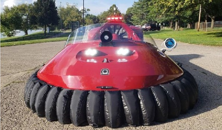 2020 NEOTERIC HOVERCRAFT RESCUE 5852 267258