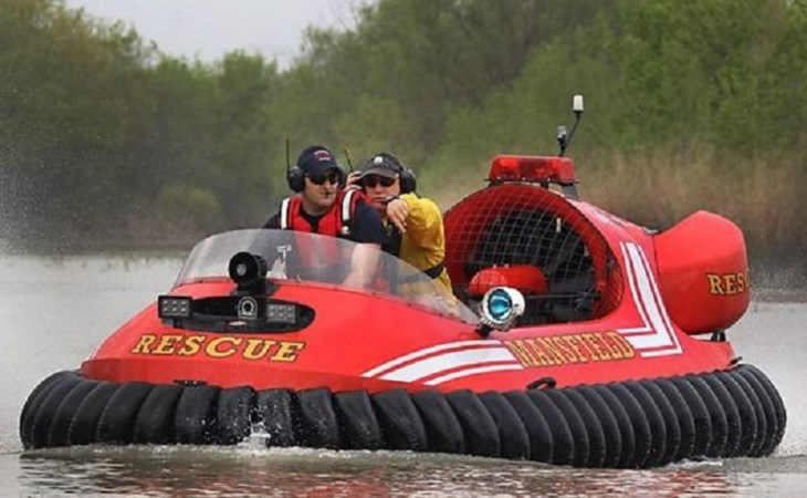2020 NEOTERIC HOVERCRAFT RESCUE 3626 267259