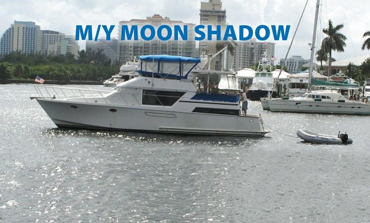 Moonshadow Running Shot