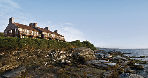 Cottage, Housing, Building, Shoreline, Water, Nature, Sea, Outdoors, Panoramic, Coast