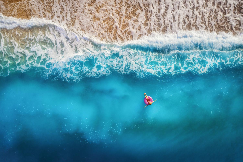Sea, Ocean, Water, Nature, Outdoors, Sea Waves