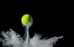 Tennis Ball, Ball, Tennis, Sport, Sports