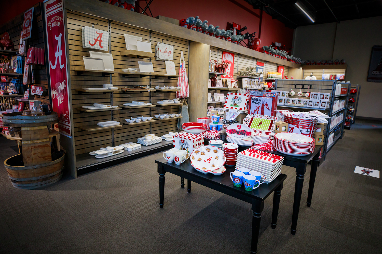 Shelf, Shop, Clothing, Apparel, Market, Living Room, Room, Indoors, Furniture, Lighting