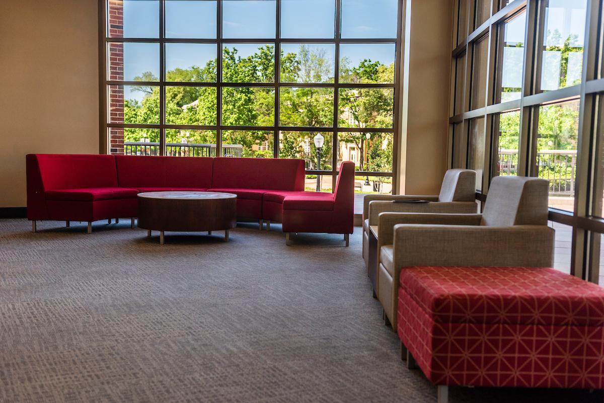 Couch, Furniture, Flooring, Floor, Living Room, Room, Indoors, Waiting Room, Lobby, Rug