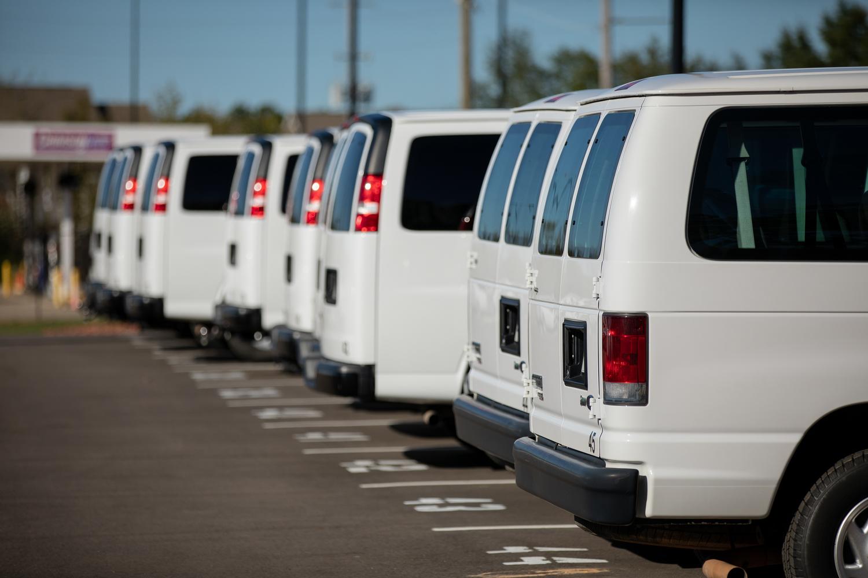 Minibus, Van, Vehicle, Transportation, Bus, Truck, Caravan, Train