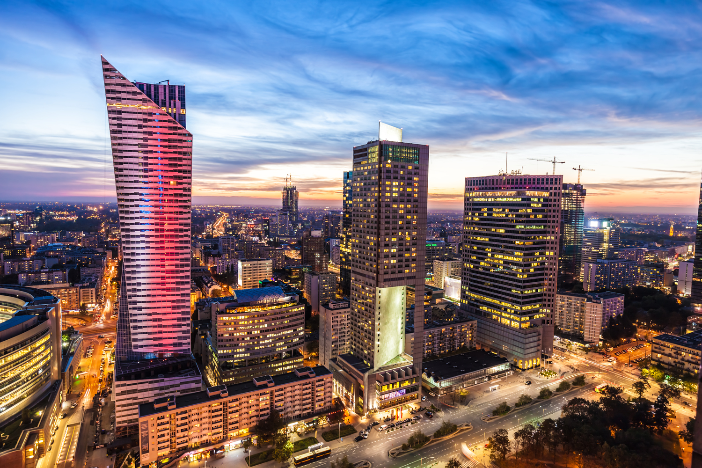 City, Urban, Building, Downtown, High Rise, Architecture, Road, Office Building, Metropolis, Landscape