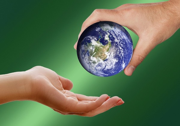 Person, Outer Space, Universe, Space, Astronomy, Planet, Sphere, Finger, Globe
