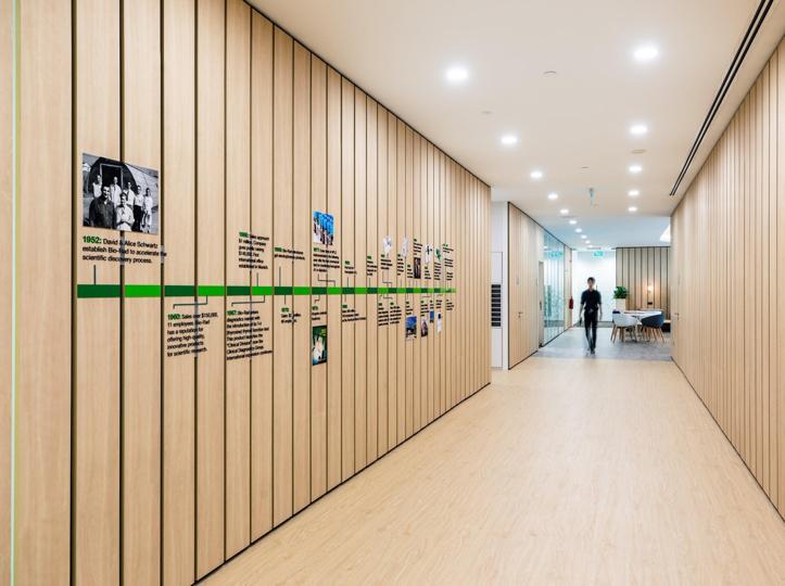 Person, Corridor, Indoors, Lobby, Room, Floor, Flooring