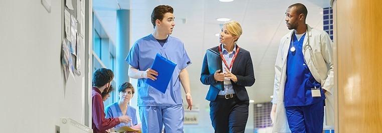 Person, Doctor, Nurse, Clothing, Apparel