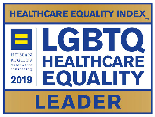 Healthcare Equality Index: LGBTQ Healthcare Equality Leader 2019