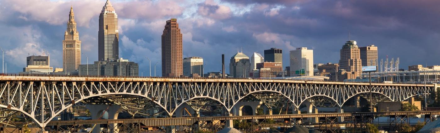 Building, City, Urban, Architecture, Metropolis, Downtown, Bridge, High Rise, Office Building, Person