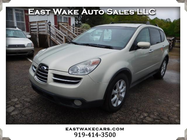 2006 Green Subaru B9 Tribeca East Wake Auto Sales
