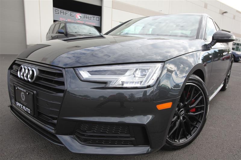 2018 Manhattan Gray Metallic Audi A4 Safe Auto Trader