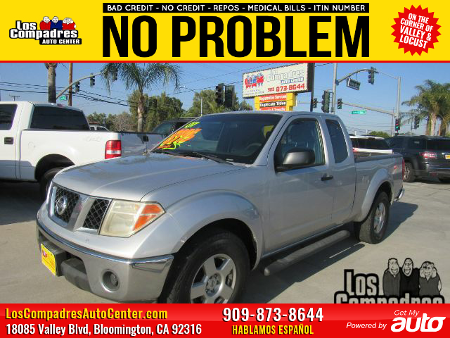2007 Nissan Frontier King Cab - Los Compadres Auto Center