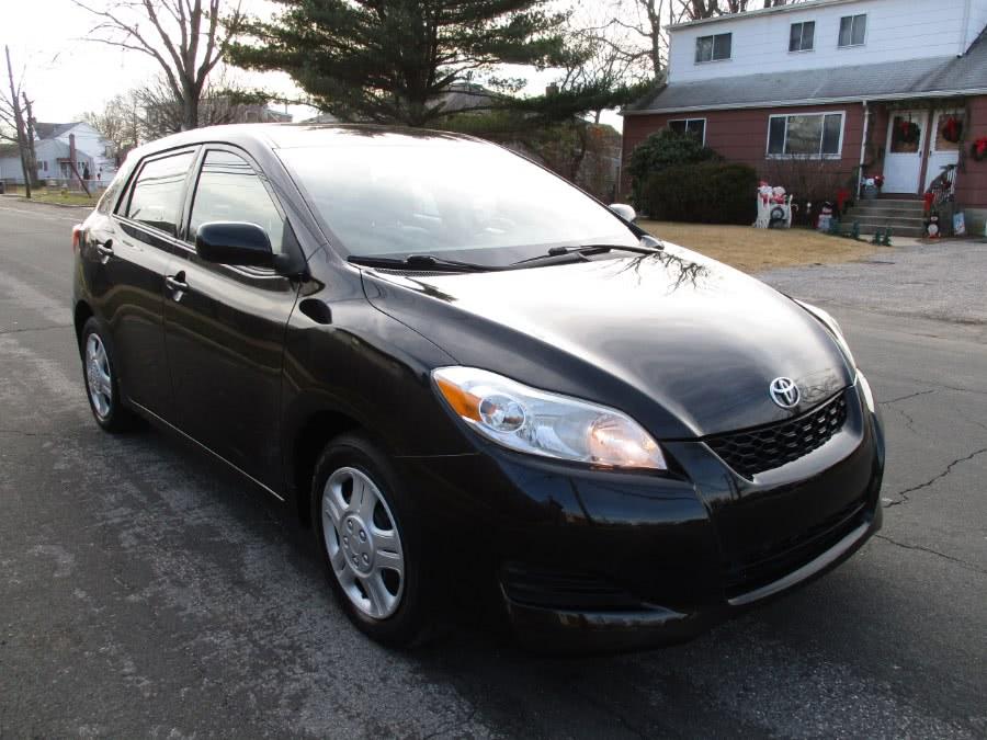 2009 Black Toyota Matrix New Gen Auto Group