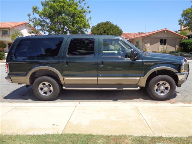Aspen Green Clearcoat Metallic Ford Excursion Regan Motors - 2002 excursion