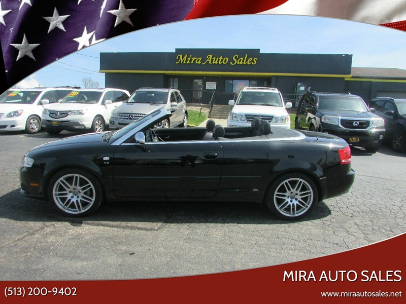 Mira Auto Sales >> 2008 Black Audi S4 Over 200 Quality Pre Owned Vehicles To