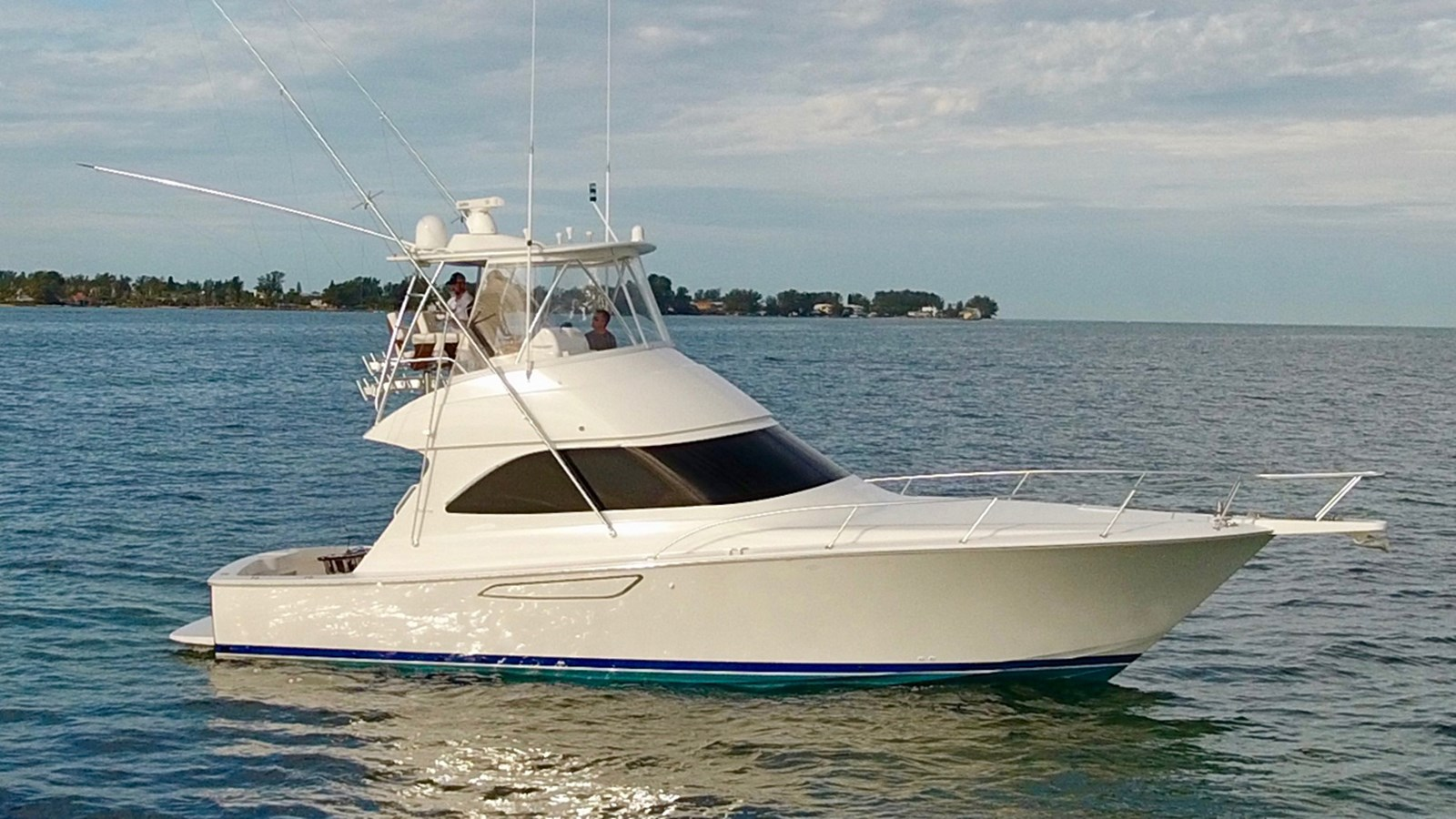 2014 VIKING 42' Convertible For Sale