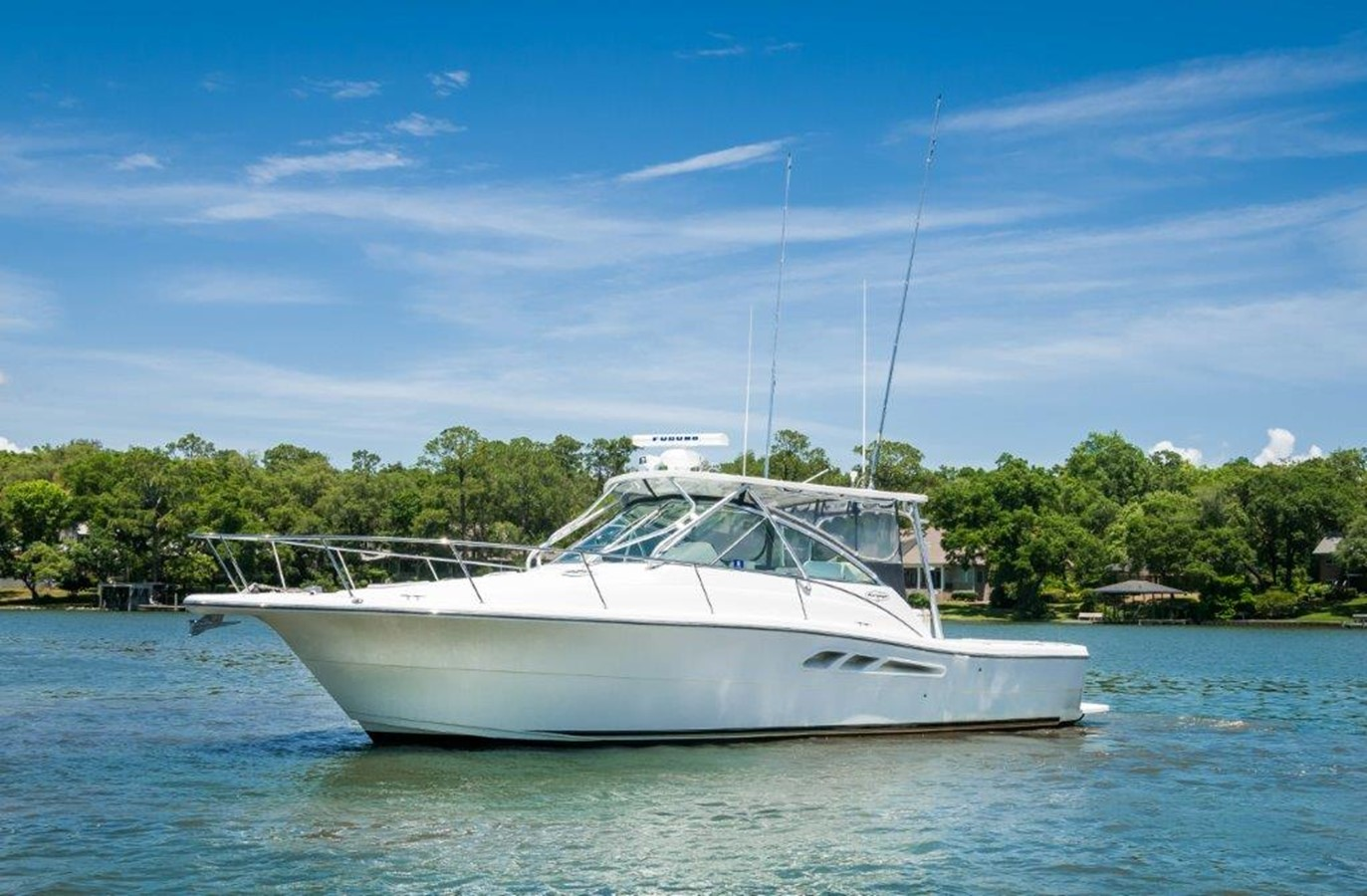 2005 RAMPAGE 33' R-33 Express For Sale