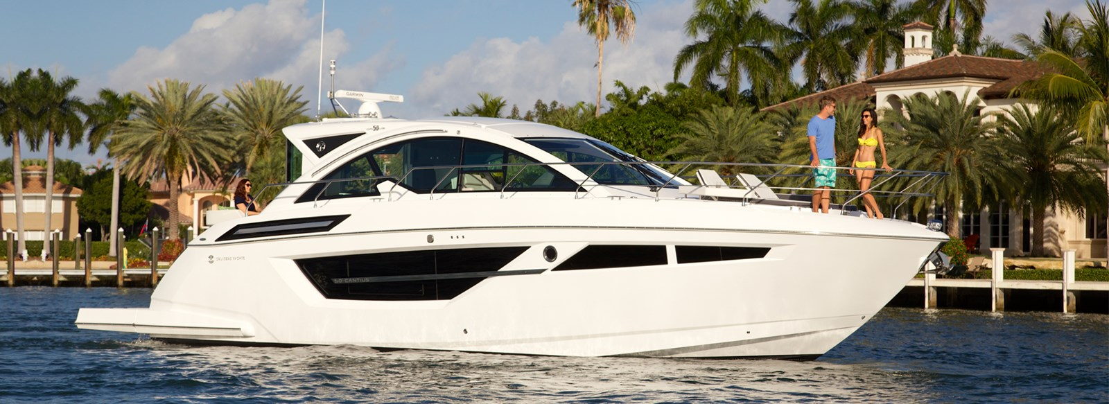 New Cruisers 50 Cantius Yachts For Sale