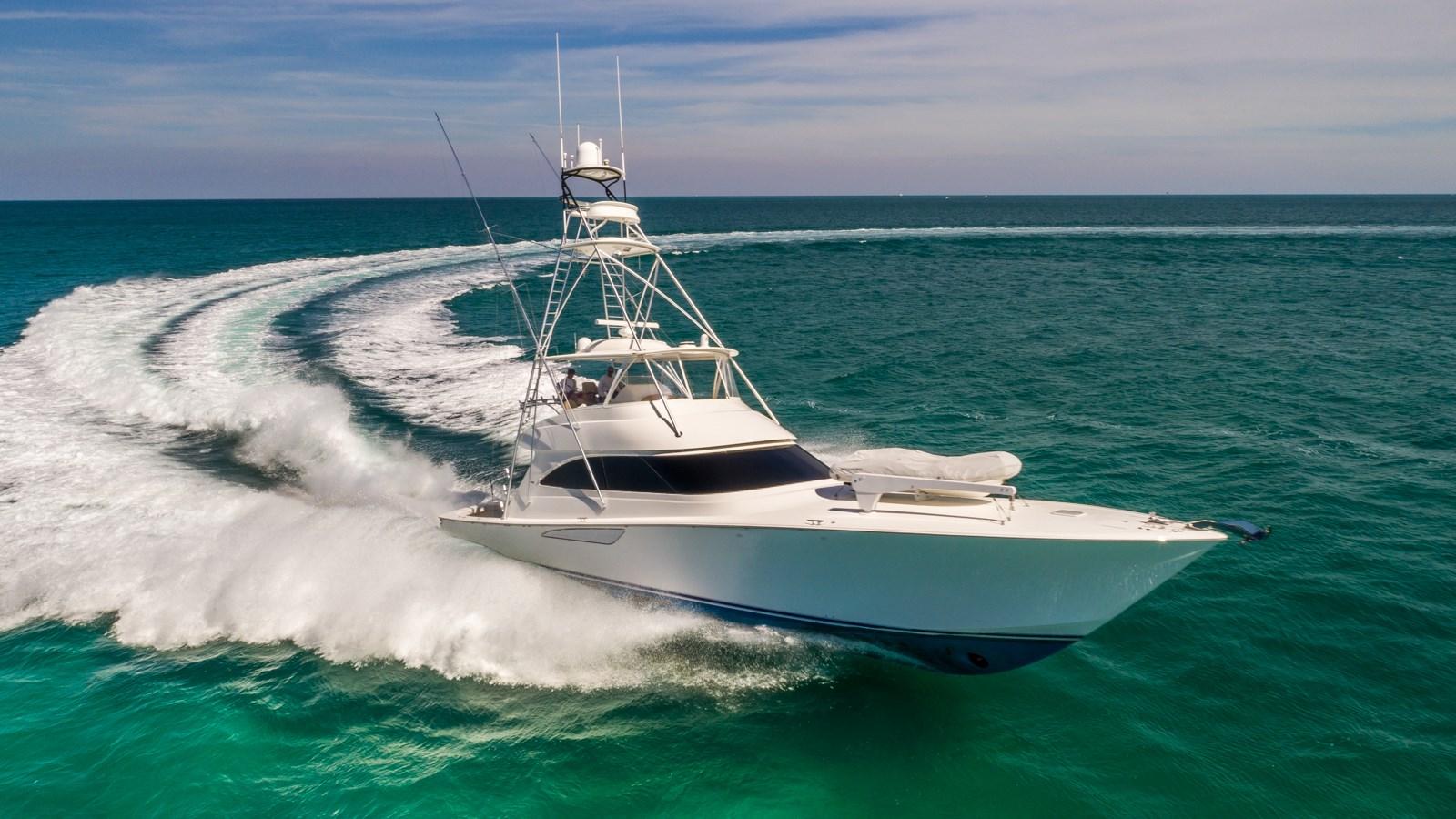 2015 VIKING 66' Convertible For Sale