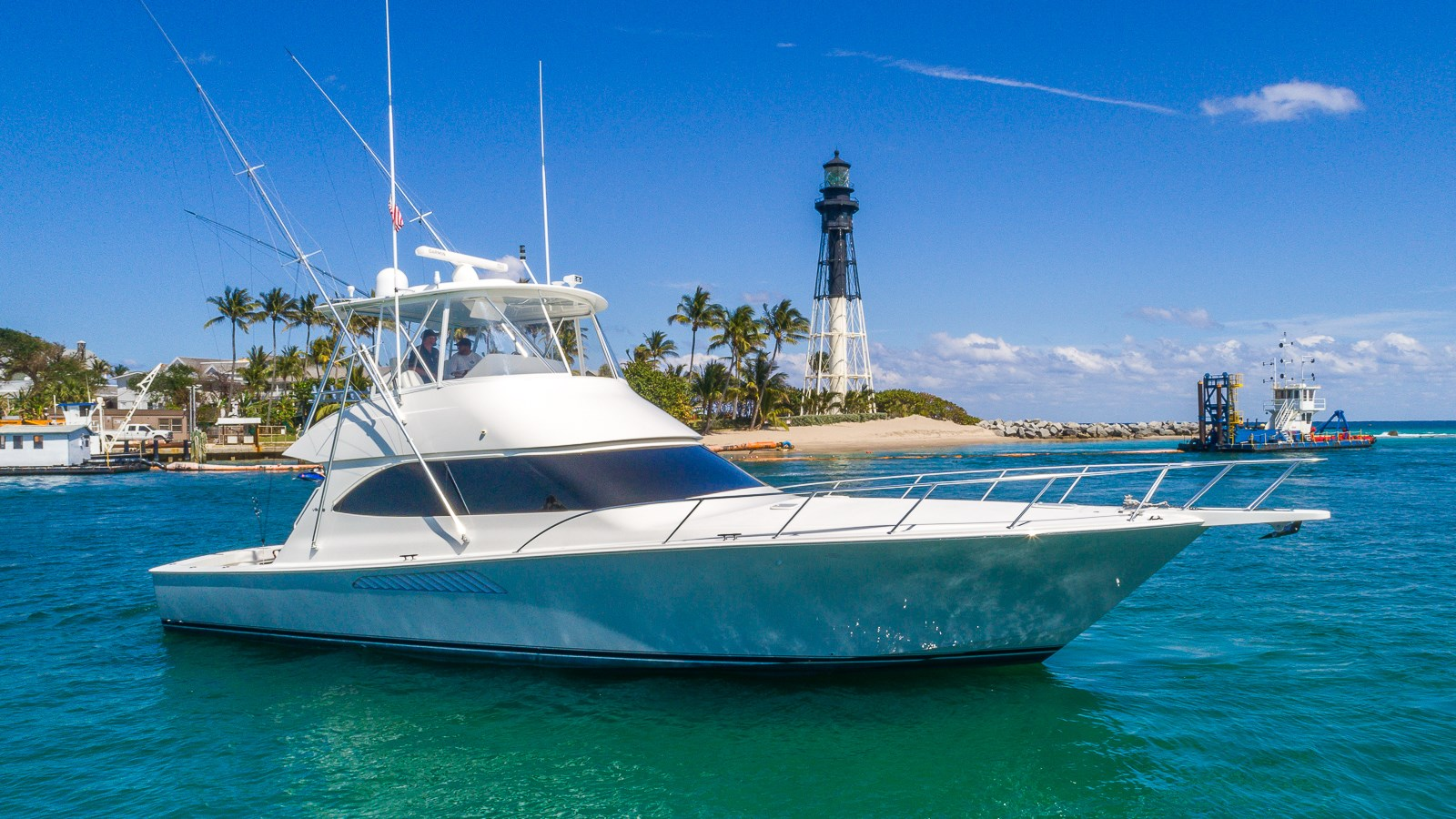 2012 VIKING 50 Convertible For Sale