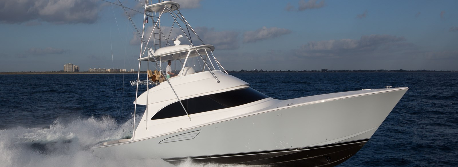 New Viking 62 Convertible Yachts For Sale