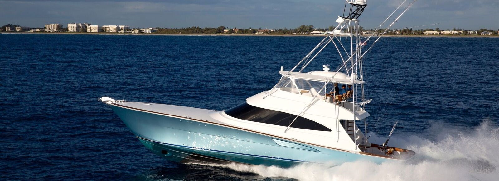 New Viking 72 Convertible Yachts For Sale