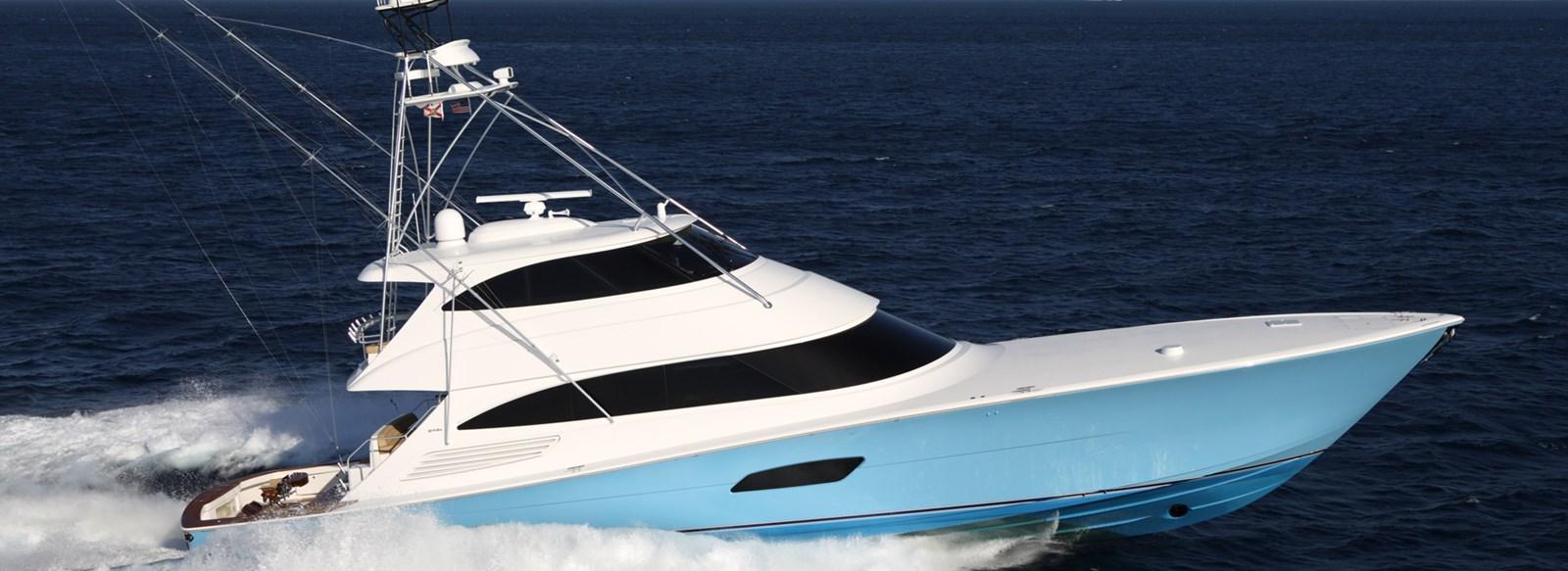 New Viking 92 Enclosed Bridge Yachts For Sale