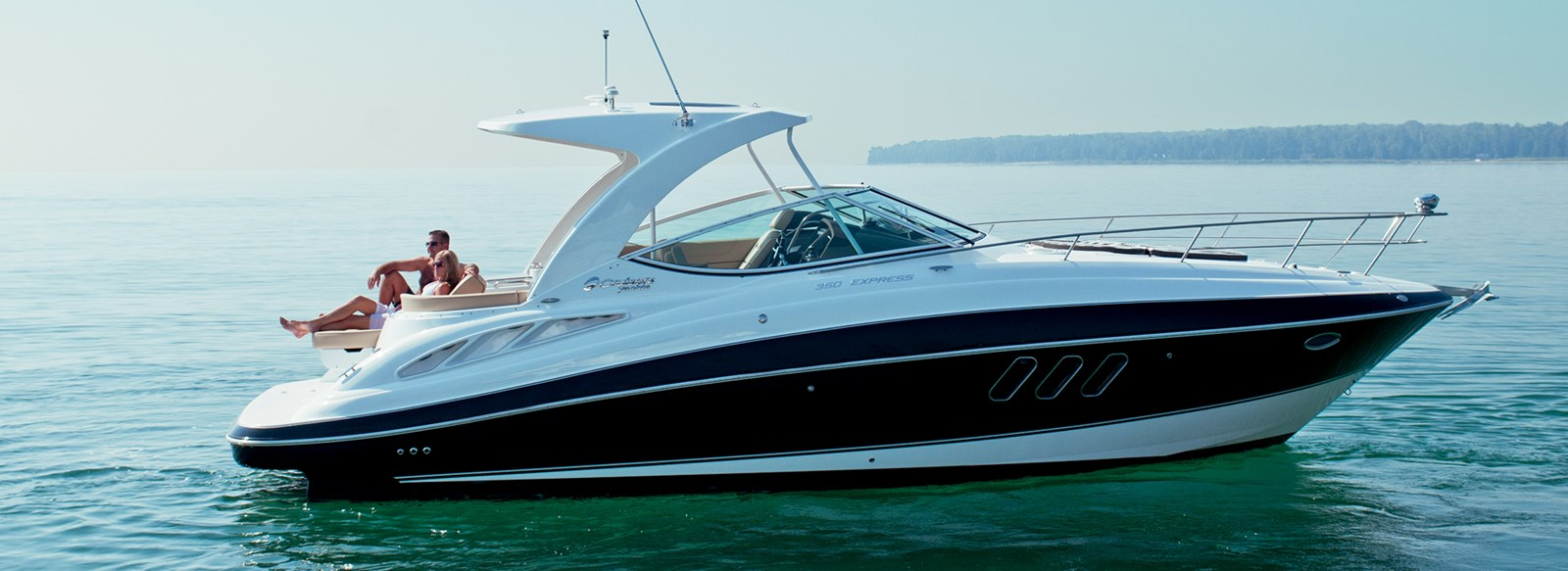 New Cruisers 350 Express Yachts For Sale