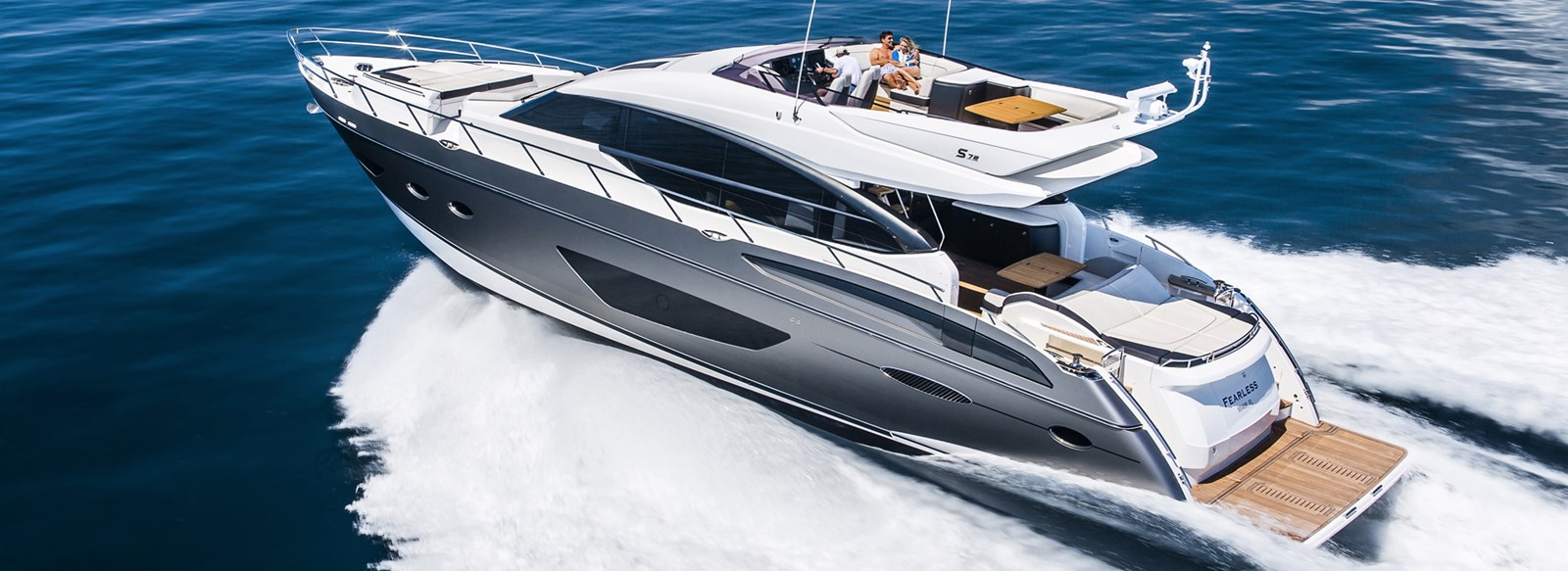 New Princess S72 Yachts For Sale