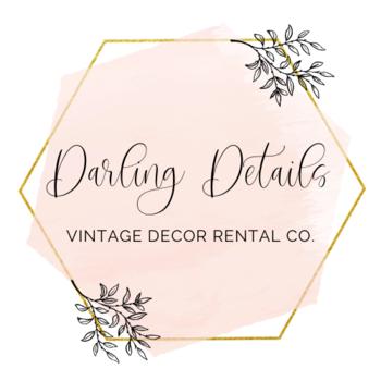 Profile Image of Darling Details Vintage Decor Rental Co.