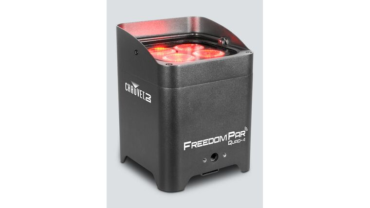 Picture of a Chauvet DJ FreedomPar Quad Wireless LED Up-Light
